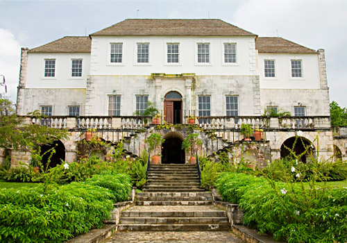 Rose Hall Great House Tour from Falmouth Cruise port