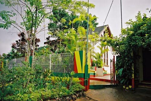 Bob Marley Birth Place