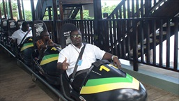 Jamaica has a unique list of attractions like the Appleton Rum Estate, Black River Safari, Y.S Falls, Margaritaville, Rick's Café, the Rose Hall Great House,  Outameni  cultural experience, Martha Brae river rafting, Great Grato Caves, Dunn's River Falls, Mystic Mountain and Dolphin Cove