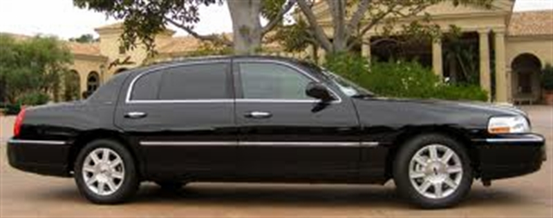 Town car transfers in Montego bay Jamaica