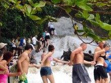 Dunn's River Falls Tours from Montego Bay, Falmouth, Lucea and Runaway Bay