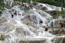 Dunn's River Falls Excursion from Falmouth cruise port