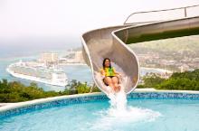 Mystic Mountain water slide Adventure Tour