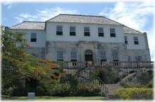 Montego Bay cruise ship terminal to Rose Hall Great House
