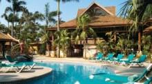 Sunset At The Palms Resort Negril Jamaica