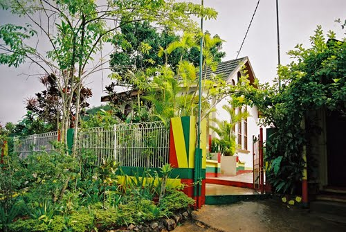 Bob Marley Birth Place