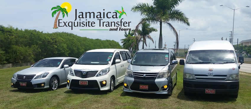 Exclusive VIP ground Transportation and taxi service in Jamaica to Ocho Rios, Negril, Runaway Bay, Montego Bay, Rose Hall, Falmouth, Grand Palladium and Kingston