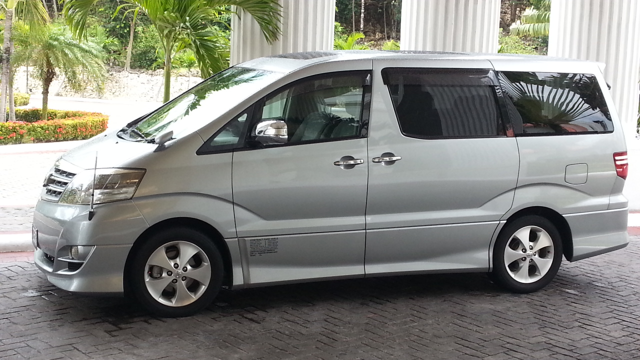 Jamaica Exquisite Transfer and Tours Luxury vehicle for jazz  and blues 2015
