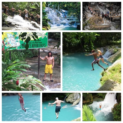 Dunns Falls and Blue Hole Tour