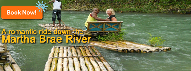 Matha Brae River Rafting tour Jamaica