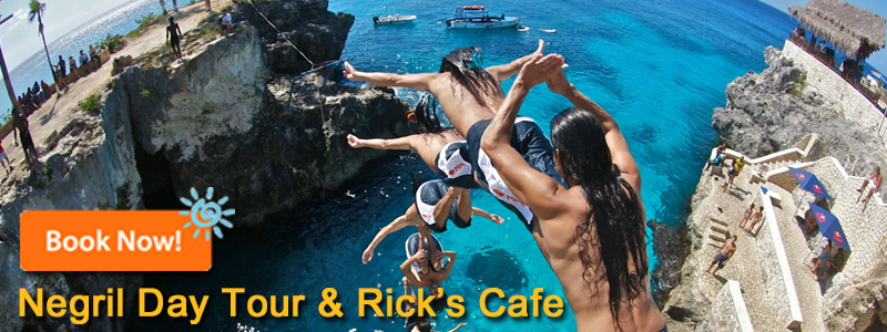 Negril Day Tour & Rick's Cafe