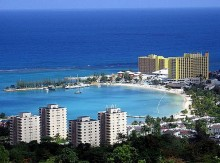 Ocho Rios hotels transfers to/from Montego Bay airport Jamaica