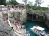 Rick's cafe cliff  Negril Jamaica